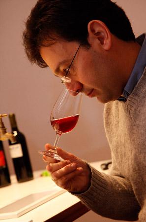 Jorge Martinez, Kellermeister