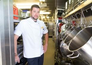 Küchenchef Daniel Göhler verrät eines seiner Lieblingsrezepte