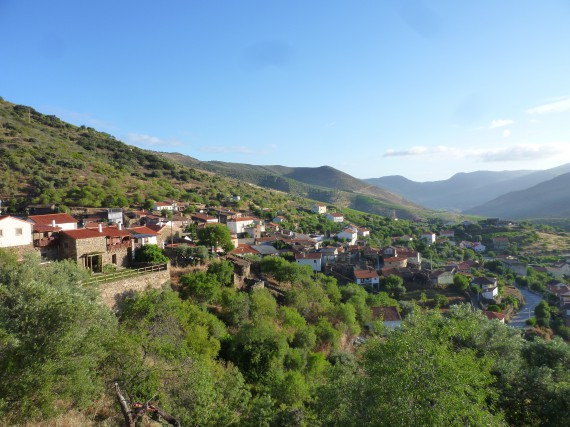 Phänomenale Aussicht im Douro-Tal