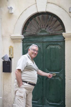 «Mister Valpolicella» Emilio Fasoletti.