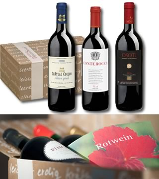 DegustierService Rotwein