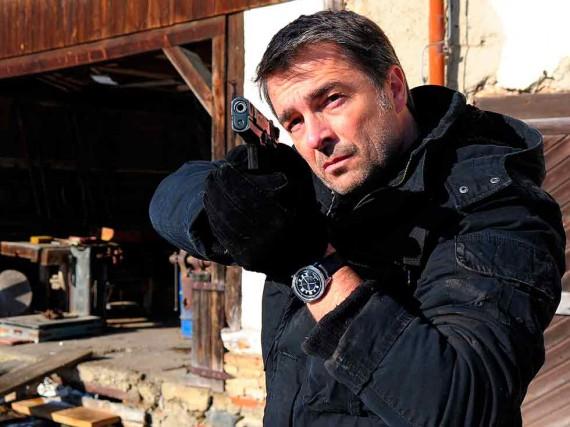 Stefan Gubser als Kommissar Reto Flückiger im Schweizer «Tatort».