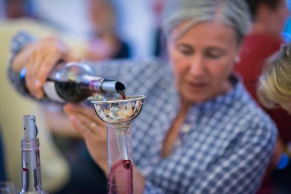 Praktischer Weinkurs Château Duvivier