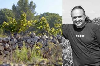 Josep Maria Albet i Noya legt grossen W ert auf die Erhaltung von Trockensteinmauern.