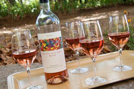 Frühling in der Provence mit Cuvée des Amis
