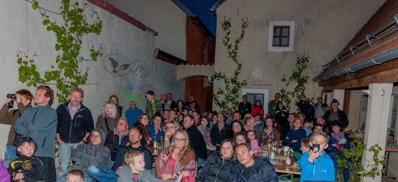 22. Mai 2015: In Hohenburg wird die Biodiversität gefeiert.