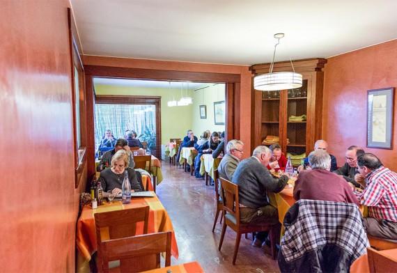 Restaurant Can Roca