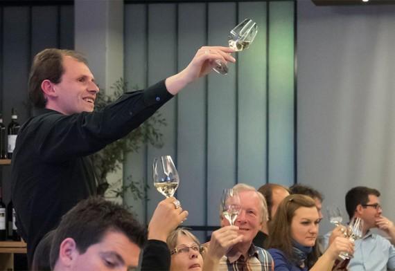 Weinkurs mit Delinat-Sommelier Dirk Wasilewski