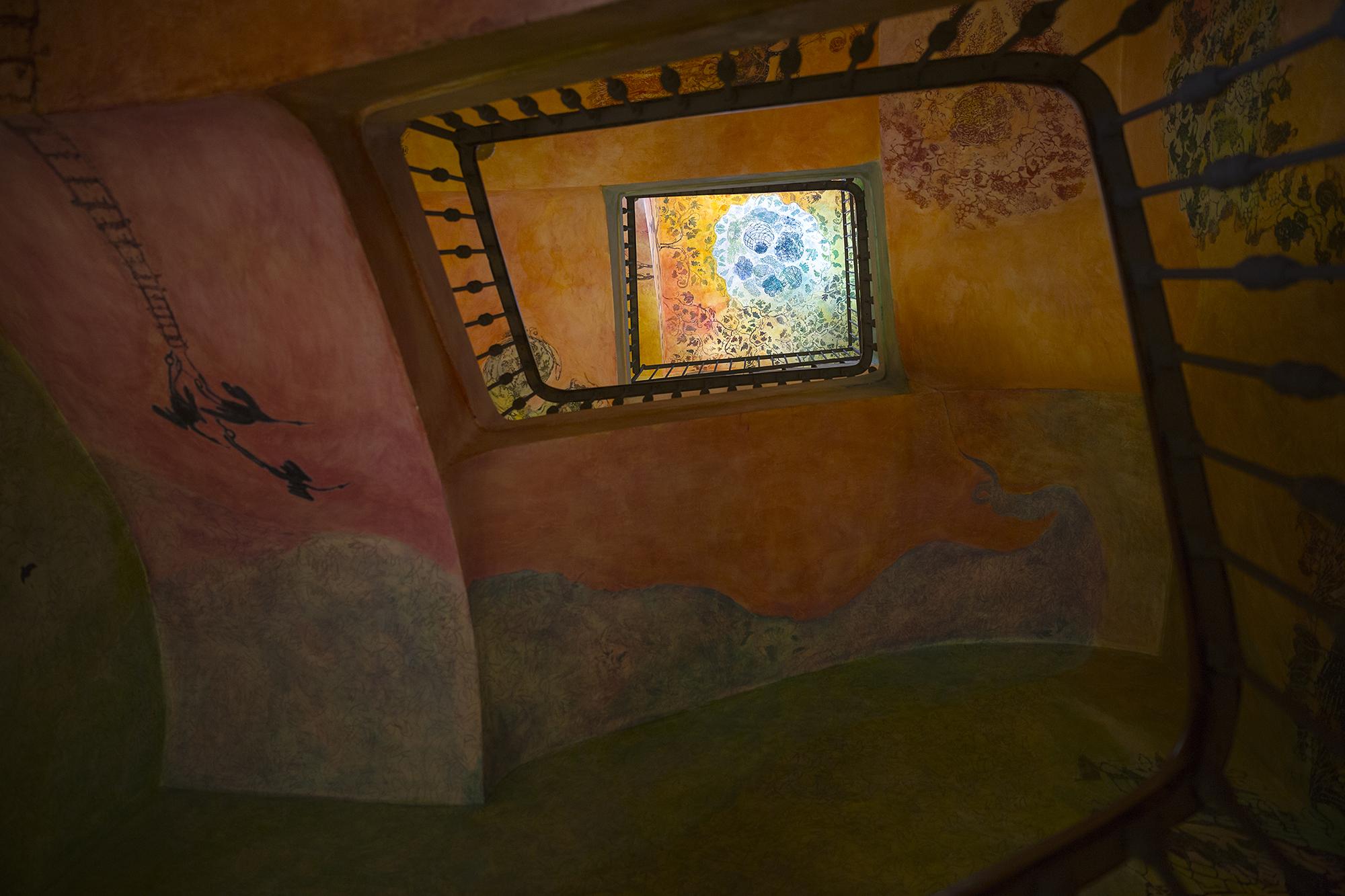 Kunstwerk bei Albet i Noya