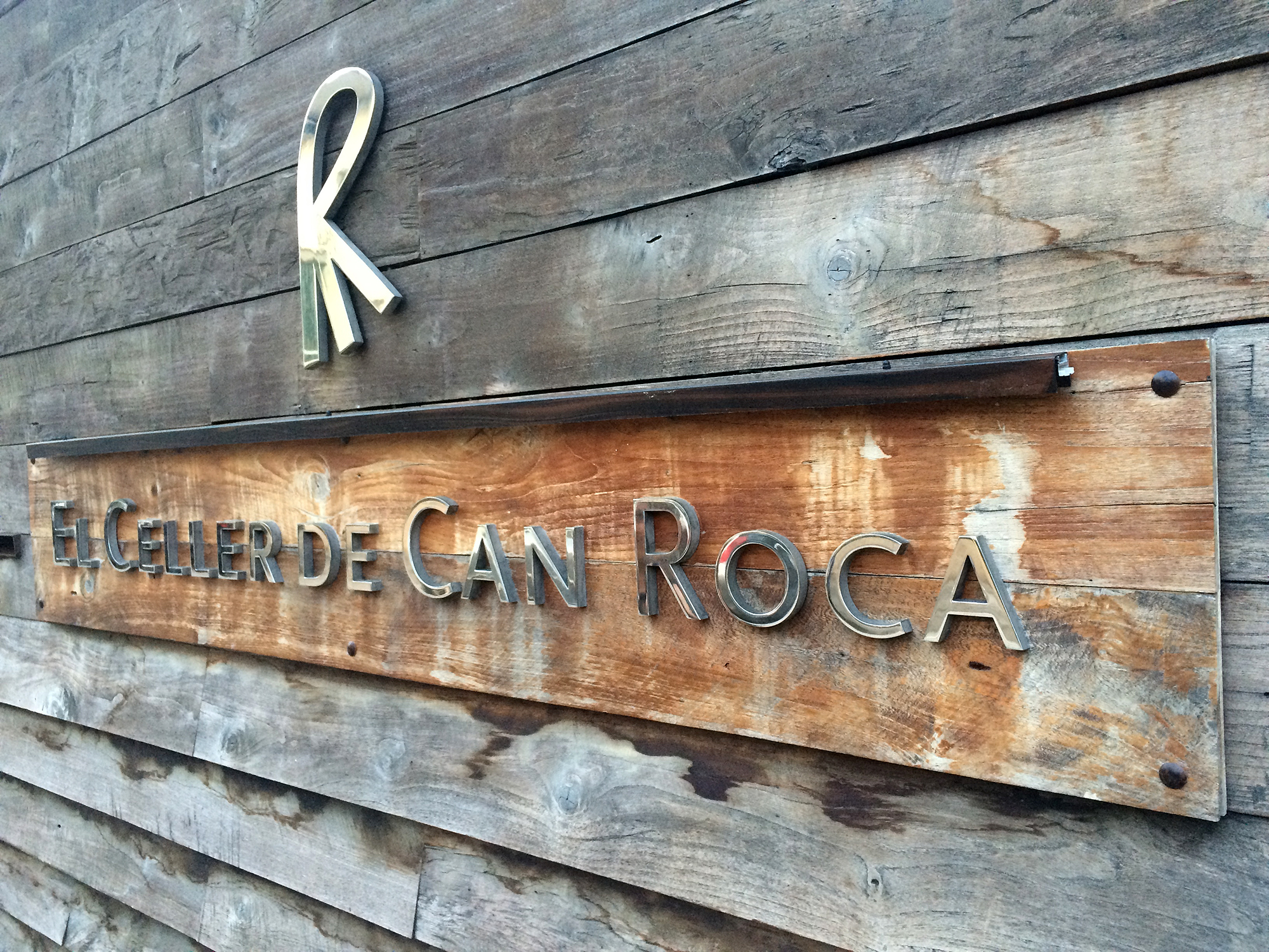 Restaruant El Celler De Can Rocca