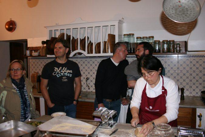 Kochkurs Badia a Coltibuono
