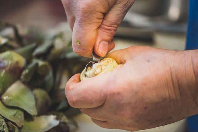 Frische Produkte und eine gute Vorbereitung sind die Basis für ein gelungenes Festmahl.
