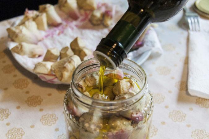 Olivenöl ist ein wichtiger Aromenträger