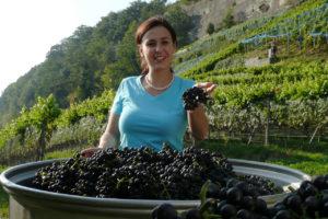 Martina Korak, Önologin, Leiterin Einkauf