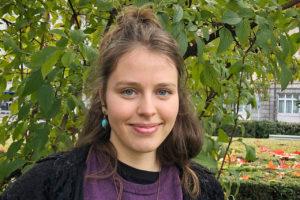 Sofia Barth,  Abteilung Politik, WWF Schweiz