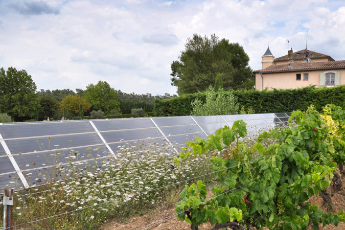 erneuerbare Energien sind ab 2021 in den Richtlinien verankert.