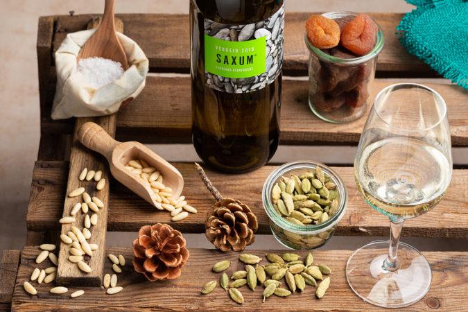 Bulgur mit Weisswein