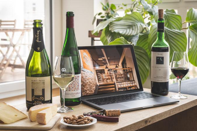 Delinat daheim online ist auch perfekt geeignet für Vereins- oder Firmenanlässe.