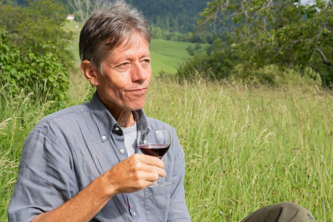 Andreas Bosshard, Geschäftsführer von Vision Landwirtschaft
